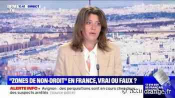 """Karine Franclet (maire d'Aubervilliers): """"Je dois payer une société de gardiennage privée pour sécuriser et empêcher des trafics de drogue"""" - Actu Orange"""