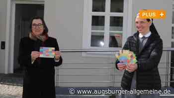 Aktion in Bobingen: Ein besonderes Dankeschön für Menschen in der Pflege - Augsburger Allgemeine