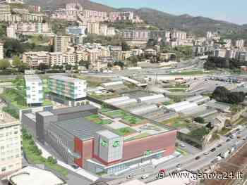 Voltri, un quartiere ad alta efficienza energetica con vista mare al posto della Pam - Genova24.it