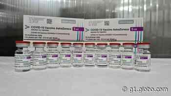 Itaquaquecetuba vacina novos grupos contra a Covid-19 nesta quarta-feira - G1