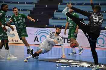 Handball/Starligue - Très lourde défaite du C'Chartres MHB à Nîmes - Echo Républicain