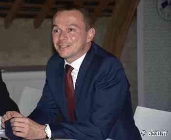 Le ministre Olivier Dussopt à Chartres : 150 millions d'euros pour l'Eure-et-Loir dans le plan de relance - actu.fr