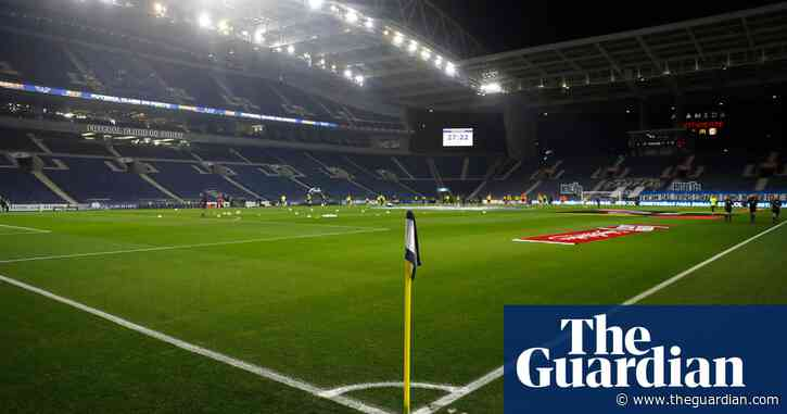 Champions League final: Uefa chooses Porto over Wembley for all-English clash