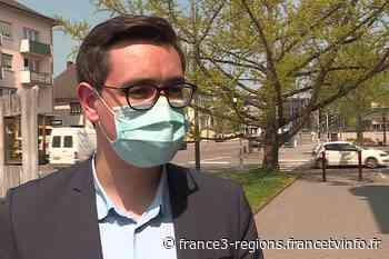 Eurométropole de Strasbourg : en colère, Thibaud Philipps, maire d'Illkirch, quitte la majorité - France 3 Régions