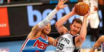 San Antonio verliert bei Harden-Comeback in Brooklyn - DER STANDARD