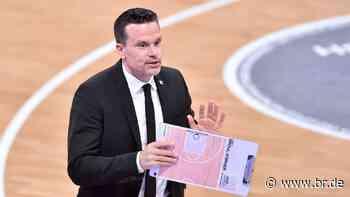 Basketball: Trainer Korner verlängert bei medi Bayreuth - BR24