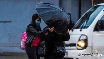 Onemi decreta alerta temprana preventiva para la región de Tarapacá por viento - Teletrece
