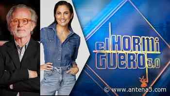 Esta noche, Fernando Colomo y Toni Acosta visitan 'El Hormiguero 3.0' - Antena 3
