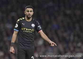 Man City : Mahrez bientôt de retour à Sarcelles ? - Mercato Foot anglais - Mercato Foot Anglais