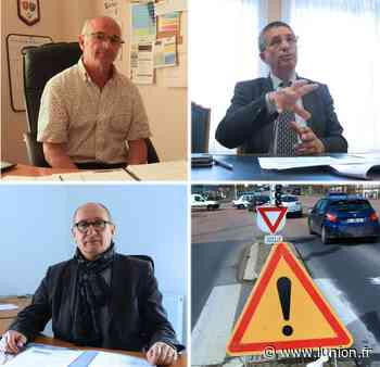 Travaux : À Etampes-sur-Marne, la facture du rond-point est bien trop rondelette pour la commune - L'Union