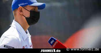 Welpenschutz: Nervt Dich das nicht manchmal, Mick Schumacher?