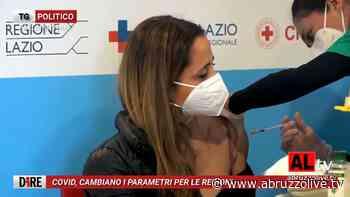 Tg attualità e politica. Covid, cambiano i parametri per le regione - VIDEO - AbruzzoLive.tv