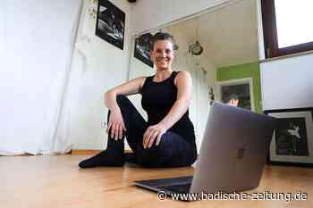 Die vor dem Laptop tanzen – Ballett- und Tanzunterricht im Lockdown - Offenburg - Badische Zeitung