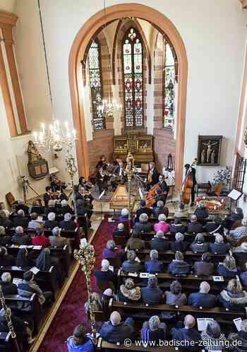 Aktuelle Stunde zur Andreas-Kirche - Offenburg - Badische Zeitung