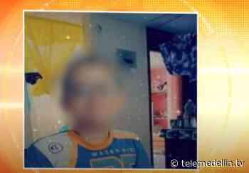 Habitantes de Amalfi rechazaron el homicidio de un niño de nueve años de edad - Telemedellín