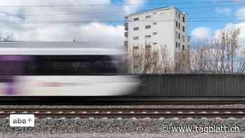 Vision - Die Bahnhöfe Bruggen und Haggen zu einem neuen Bahnhof kombinieren? – Jetzt prüft St.Gallen die Machbarkeit - St.Galler Tagblatt