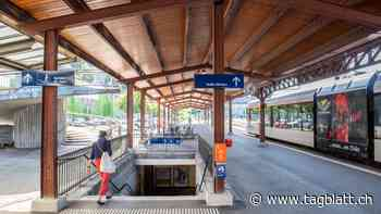 Sanierung der Bahnhöfe St.Fiden und Bruggen: Pro-Bahn-Präsident warnt vor Fehlinvestitionen - St.Galler Tagblatt