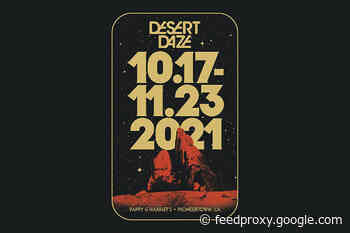 Desert Daze returning in 2021 as a series of shows at Pappy & Harriet's