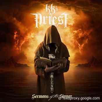 "KK Downing's Judas Priest offshoot KK's Priest share first song, ""Hellfire Thunderbolt"" (listen)"