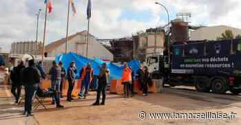 Gardanne : les salariés d'Alteo contestent le plan de restructuration - Journal La Marseillaise