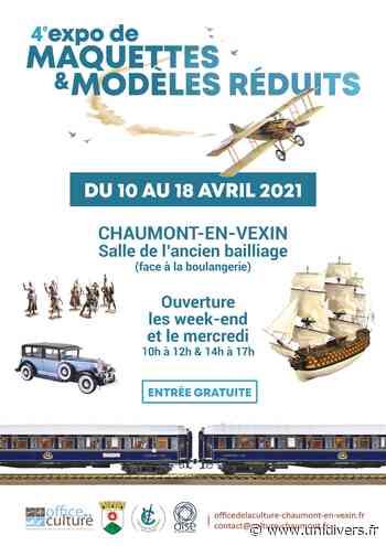[ANNULE] Expo de modélisme Chaumont-en-Vexin - Unidivers