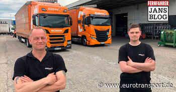 Zahlen zur Berufskraftfahrer-Ausbildung: Diesel im Blut - Eurotransport