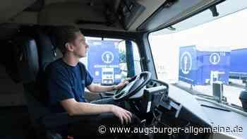 Wie werde ich Berufskraftfahrer/in? - Augsburger Allgemeine