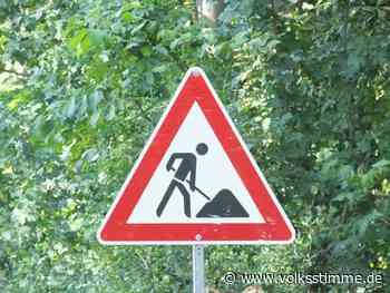 Landesstraße zwischen Walbeck und Weferlingen wird ab dem 3. Mai umfangreich saniert - Volksstimme