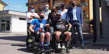 Wings for life: a Montebello Vicentino raccolti 3000 euro per la ricerca sulle lesioni spinali - Vicenzareport