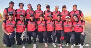 Se coronan Hermosillo y Caborca en Eliminatoria Estatal de Softbol - ELIMPARCIAL.COM