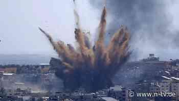 """""""Recht und Ordnung durchsetzen"""": Israelische Armee greift Hamas-Trupps an"""
