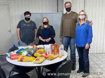 Live solidária promove doação de alimentos para Assistência Social de Nova Hartz - Jornal Repercussão