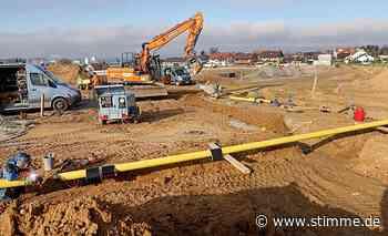 Archäologische Grabungen auf der Schwarz-Campus-Baustelle in Bad Friedrichshall gehen weiter - Heilbronner Stimme