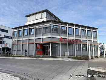 Sparkassen-Haus in Bad Friedrichshall ist bald Geschichte - Heilbronner Stimme