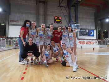 Basket A2 Play off - AS Vicenza batte Udine in gara 1: 67-42 - La PiazzaWeb - La Piazza