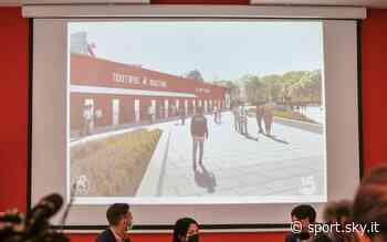 Vicenza, a Paolo Rossi dedicata l'area antistante lo stadio Menti - Sky Sport
