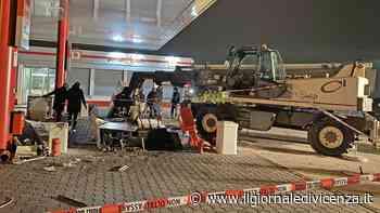 Assalto ai distributori con le ruspe: arrestata la banda - Il Giornale di Vicenza