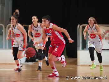Basket femminile A2 - As Vicenza mercoledì 12 maggio nella prima di play off contro Udine - La PiazzaWeb - La Piazza