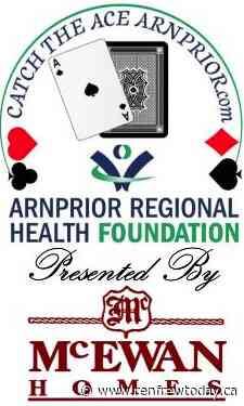 Arnprior Catch the Ace won at Week 50 - renfrewtoday.ca