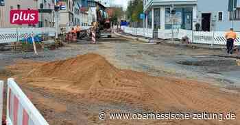 Bauabschnitt in Alsfeld vor Abschluss - Oberhessische Zeitung