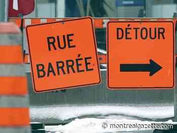 Lac-Brome roadwork signaller injured in hit and run - Montreal Gazette
