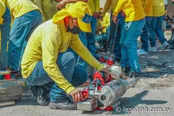 Se realiza mega jornada de fumigación en Cuscatancingo - Diario La Página