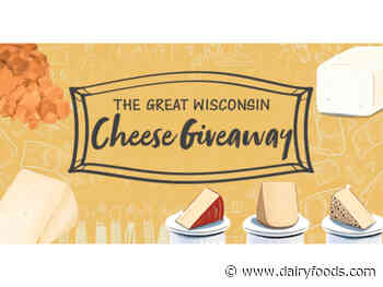 Wisconsin giving away 180 cheese prizes to celebrate 180th cheesemaking anniversary