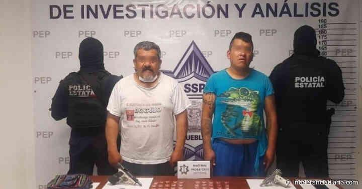 """""""Caen"""" 2 sujetos presuntamente armados en carretera Acajete-Teziutlán - Intolerancia Diario"""