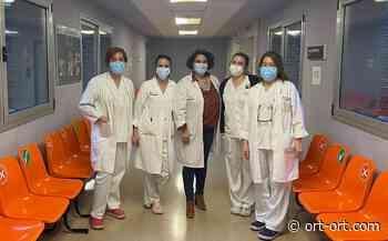 El Equipo de Enfermería del Área Sanitaria II elegido Pregonero de las Fiestas del Carmen y La Magdalena de Cangas del Narcea - ORT
