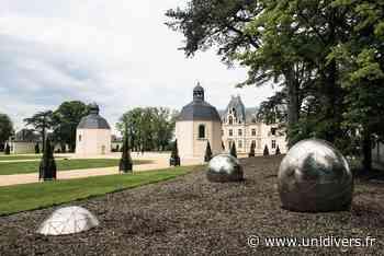 Jardin du château de Maubreuil Château de Maubreuil Carquefou - Unidivers
