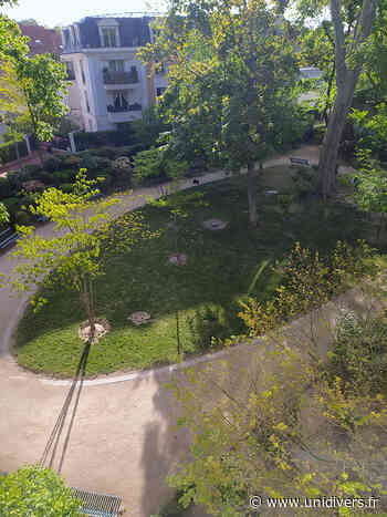 Grainothèque hors les murs Parc de la médiathèque Le Raincy - Unidivers