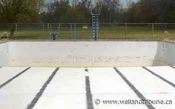 Contractor to blast away years of neglect at Welland's Maple Park Pool - WellandTribune.ca