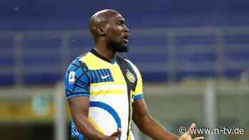 Inter-Star feiert Geburtstag: Lukaku erhält Strafe wegen Corona-Verstoß