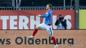 Sieg gegen Regensburg: Kiel kommt Bundesliga-Aufstieg noch näher